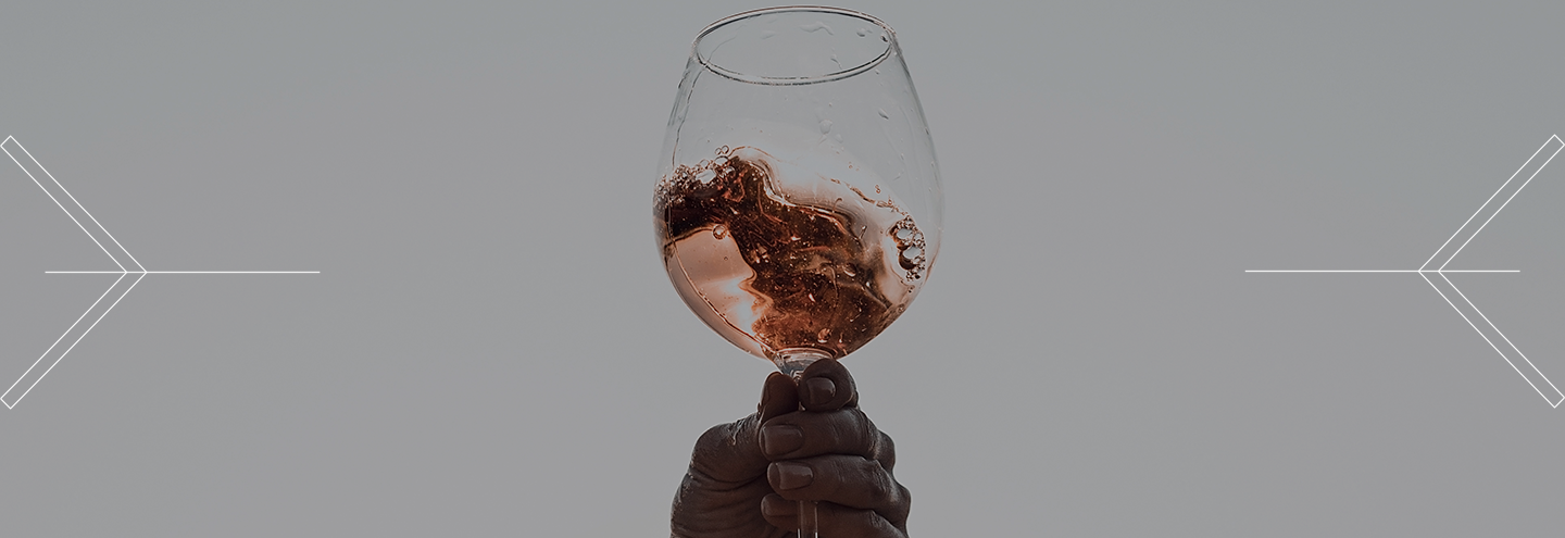 What's inside a glass of wine?